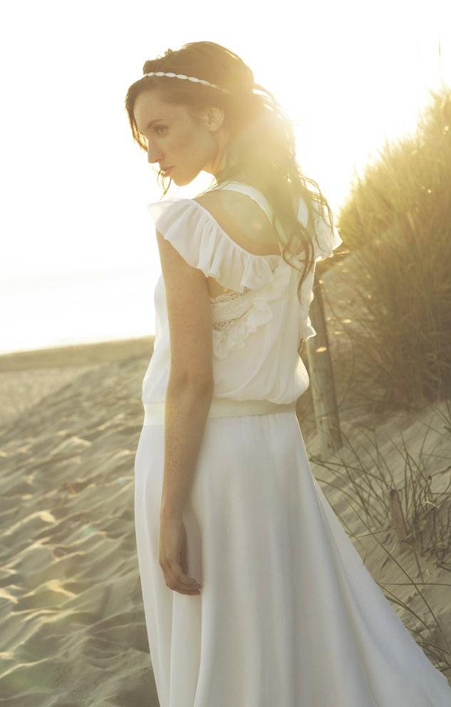 Robe de mariee Sophie Sarfati Charlize -Collection 2015 - La Fiancee du Panda blog mariage