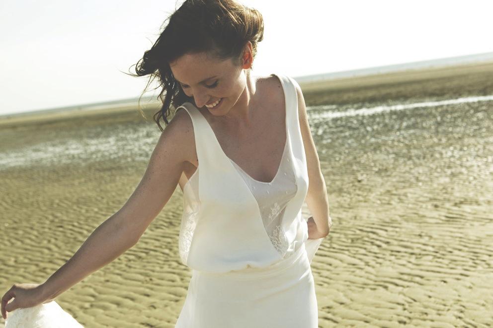 Robe de mariee Sophie Sarfati Robe Babel 8- Collection 2015 - La Fiancee du Panda blog mariage