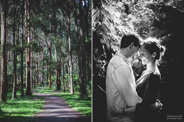 Seance couple naturelle session engagement - photographe By Chloe - La Fiancee du Panda blog mariage-43