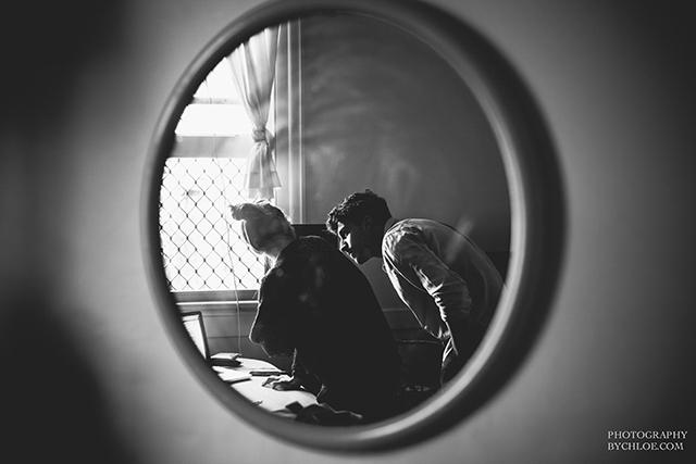 Seance couple naturelle session engagement - photographe By Chloe - La Fiancee du Panda blog mariage-7