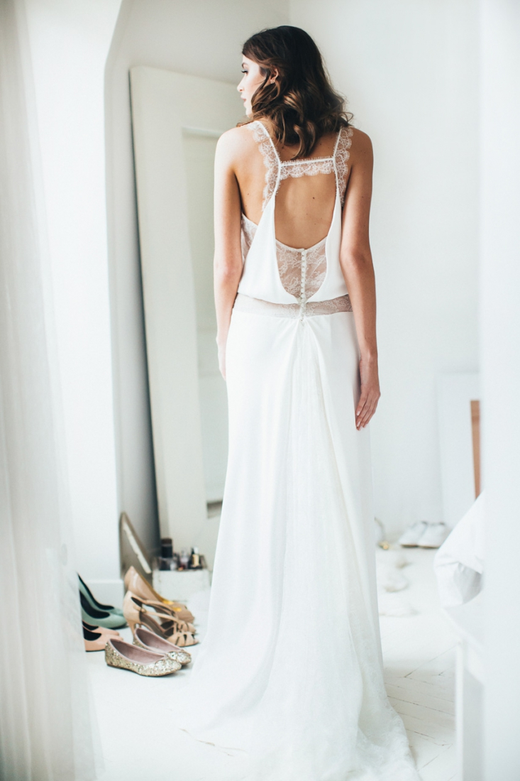 Sophie Sarfati robe de mariee creatrice a Paris - Stylisme La Fiancee du Panda - photos Yann Audic -shooting ambiance blog mariage-9087