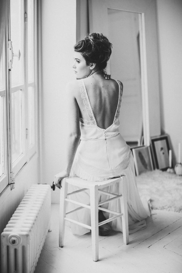 Sophie Sarfati robe de mariee creatrice a Paris - Stylisme La Fiancee du Panda - photos Yann Audic  -shooting ambiance blog mariage-9360