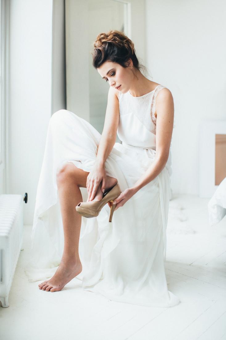 Sophie Sarfati robe de mariee creatrice a Paris - Stylisme La Fiancee du Panda - photos Yann Audic  -shooting ambiance blog mariage-9366
