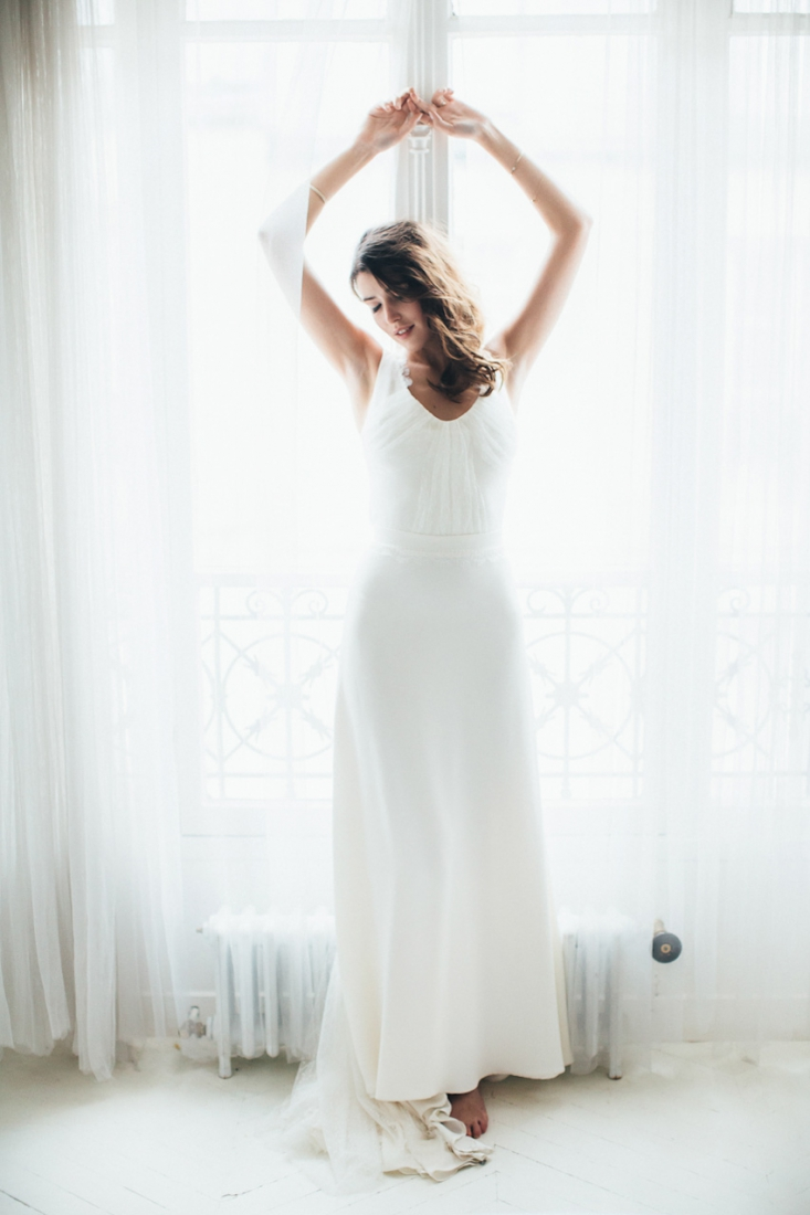 Sophie Sarfati robe de mariee creatrice a Paris - Stylisme La Fiancee du Panda - photos Yann Audic -shooting ambiance blog mariage-9433