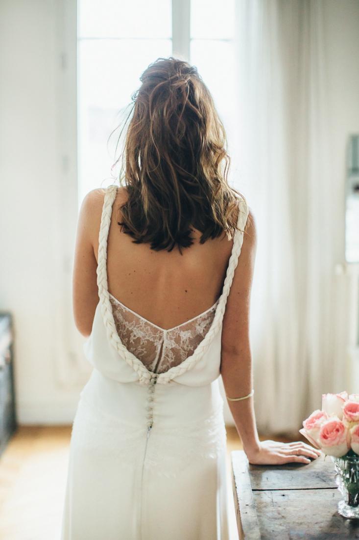 Sophie Sarfati robe de mariee creatrice a Paris - Stylisme La Fiancee du Panda - photos Yann Audic -shooting ambiance blog mariage-9609