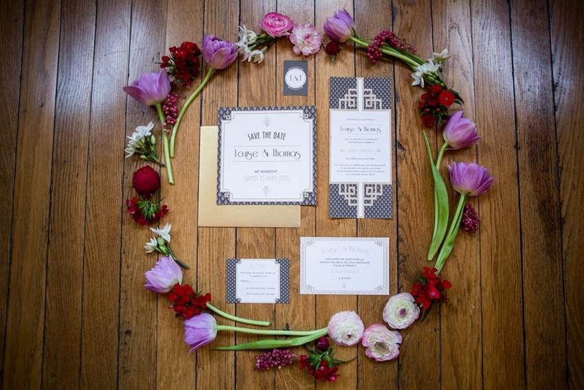 Mariage Art Deco Gatsby inspirations l Mariage en Champagne Villa Demoiselle l Instant2Bonheur wedding planner l La Fiancée du Panda blog mariage--2