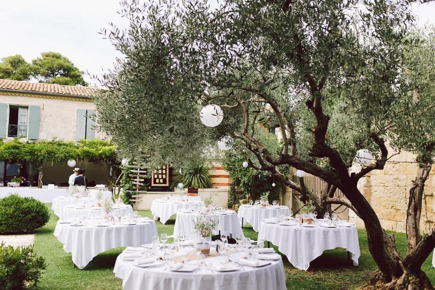 Mariage chic et champetre au domaine de Villary Gard - photographe Laurent Brouzet - La Fiancee du Panda blog mariage--4