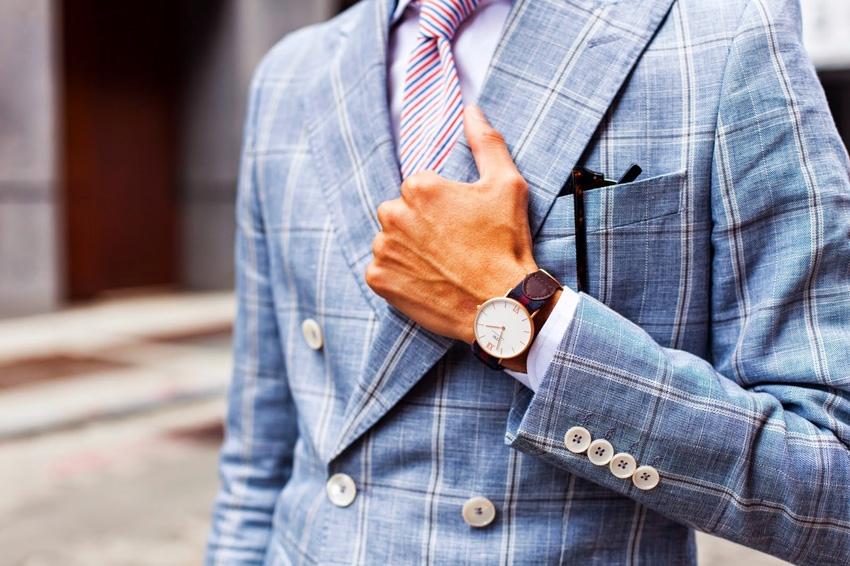 Un cadeau pour lui une montre daniel wellington - Cadeau jeune marie ...