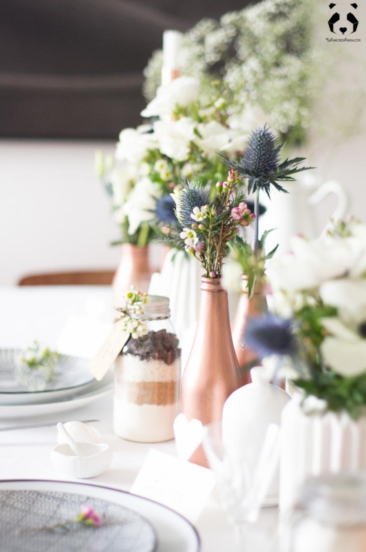 DIY mariage deco de table inspiration cuivre et blanc l La Fiancee du Panda blog mariage-8306