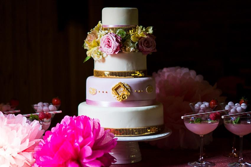 Idees deco mariage rose dore et glitter l Photos 1Chapter Photography wedding planner Holden Bespoke l La Fiancee du Panda blog mariage-2