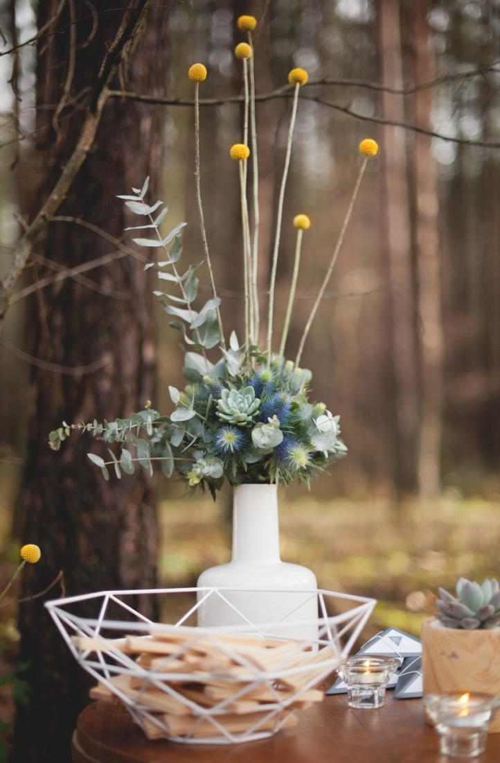 Inspiration une d co de mariage scandinave - Deco inspiration scandinave ...