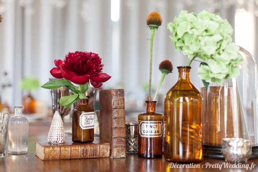 Decoration de mariage style industriel et vintage l Pretty Wedding l La Fiancee du Panda blog mariage-61
