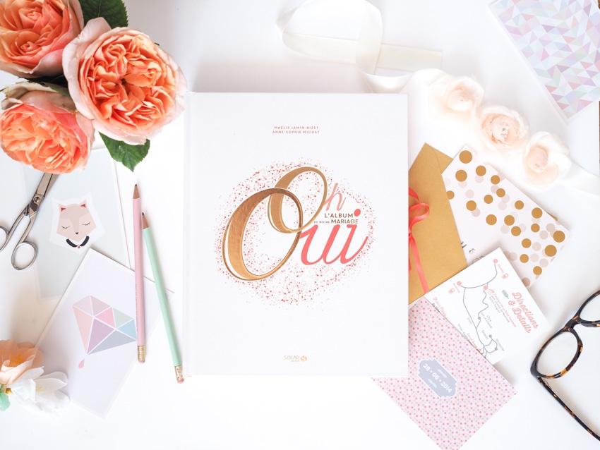 Oh Oui l'album de notre mariage livre de Maelis Jamin-Bizet et Anne-Sophie Michat l La Fiancee du Panda blog mariage-4230404