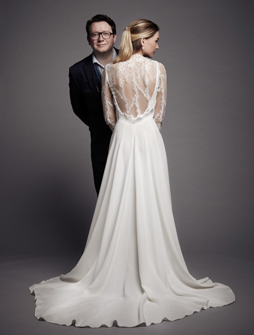 cf3d683e6f8 Createur robe mariee - Le mariage