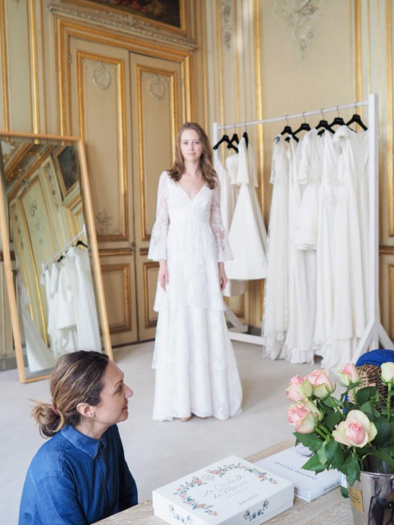Robe de mariee Delphine Manivet Aimé collection 2016 l La Fiancee du Panda blog mariage-4240517