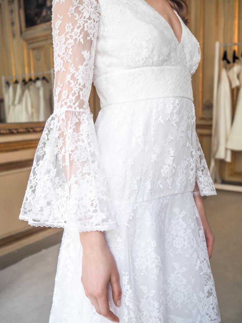 Robe de mariee Delphine Manivet Aimé collection 2016 l La Fiancee du Panda blog mariage-4240520