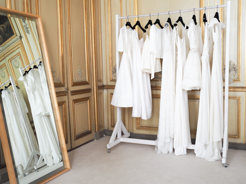 Robe de mariee Delphine Manivet Bridal designer Paris collection 2016 l La Fiancee du Panda blog mariage-4240457