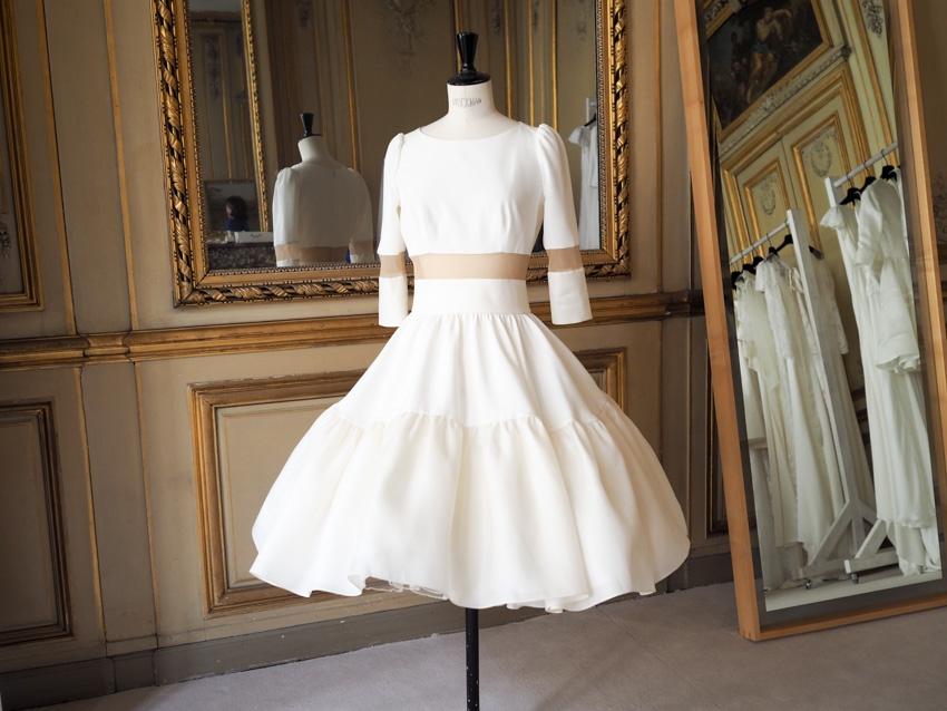 Robe de mariee Delphine Manivet Marius collection 2016 l La Fiancee du Panda blog mariage-4240451