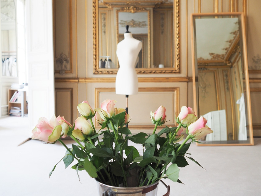 Showroom Delphine Manivet creatrice robe de mariee collection 2016 l La Fiancee du Panda blog mariage-4240471