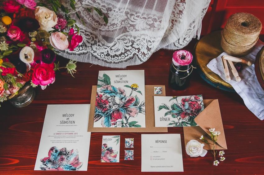 Idee deco mariage boheme et gypsie l Photographe Cecile Bonnet l La Fiancee du Panda blog mariage-6259