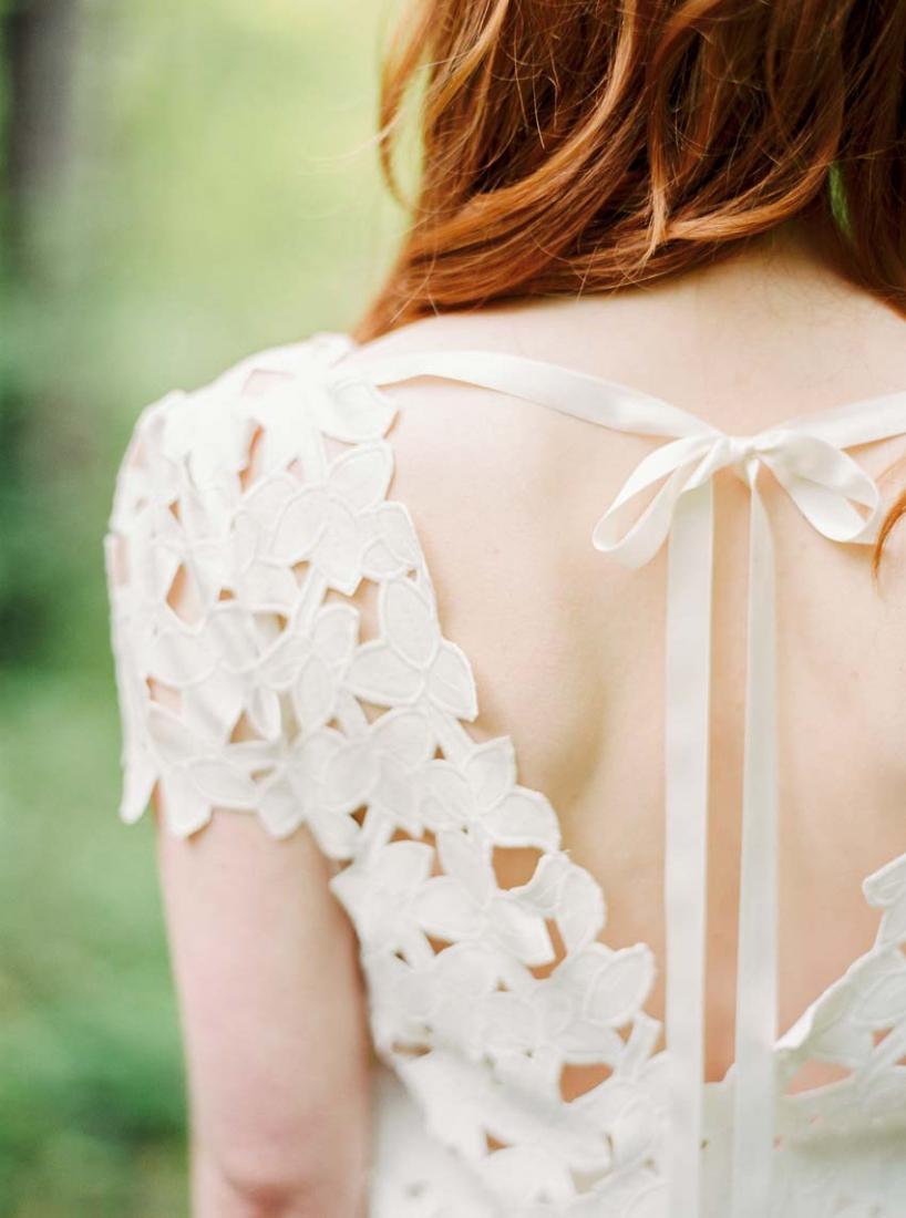 Construire des sites Web de mariage de robe