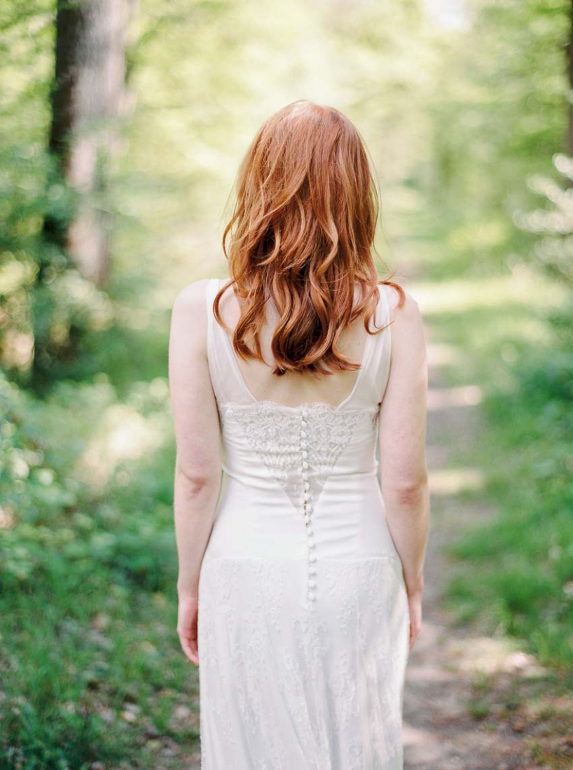 Robe de mariee sexy Stephanie Wolff Paris Shell collection 2016 l La Fiancee du Panda blog mariage