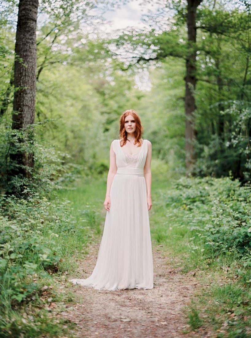 Stephanie Wolff Paris Robe de mariee vestale Bird l La Fiancee du Panda blog mariage
