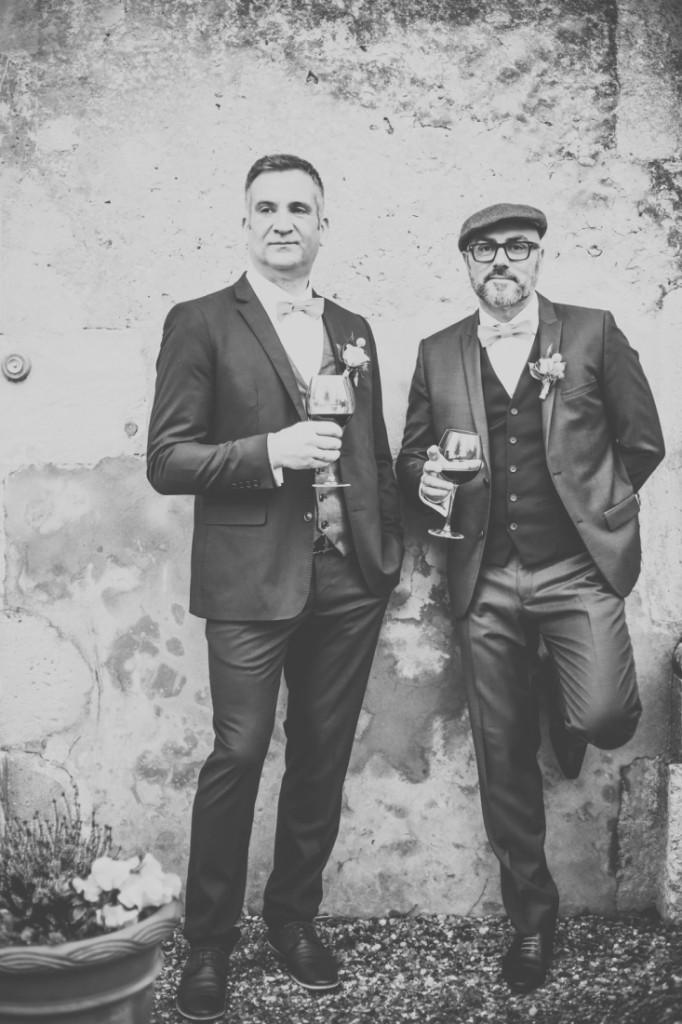 Mariage gay inspiration deco rustique chic l Wedding Planner Burdimilion l Photographe Christelle Petard l La Fiancee du Panda blog mariage-7