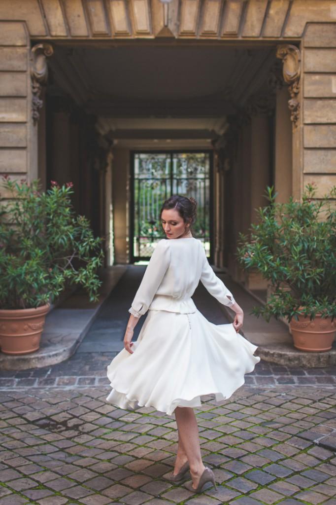 Mathilde Marie robe de mariee collection 2016 dos nu dentelle l La Fiancee du Panda blog mariage--3
