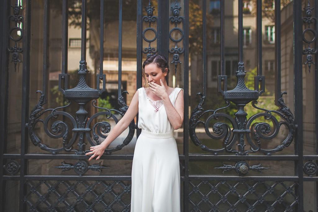 Mathilde Marie robe de mariee sur mesure collection 2016 l La Fiancee du Panda blog mariage--7
