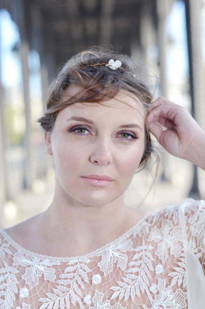 Robe de mariee sur mesure plus size Stephanie Wolff Paris l Photographe Julie Coustarot l DA et stylisme La Fiancee du Panda - blog mariage