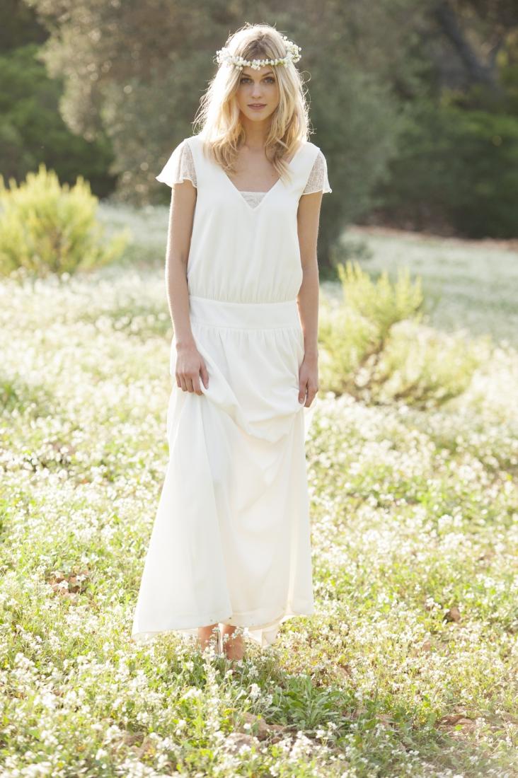 Collection mariage Mademoiselle R x La Redoute robe de mariee pas chere l La Fiancee du Panda blog mariage