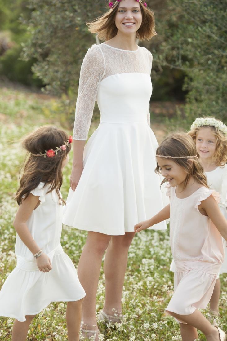 La Redoute Robe de mariee pas chere collection mariage Mademoiselle R l La Fiancee du Panda blog mariage