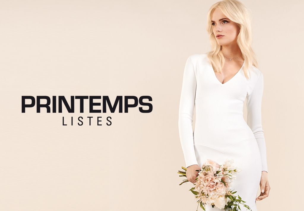 Printemps mariage le nouvel crin multimarques de la robe - Liste de mariage printemps ...