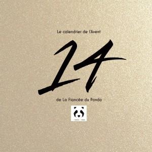 Calendrier de l'Avent instagram blog La Fiancee du Panda 14