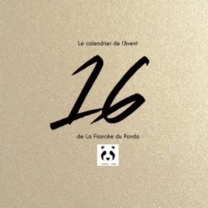 Calendrier de l'Avent instagram blog La Fiancee du Panda 16