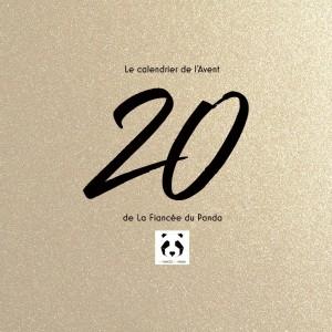 Calendrier de l'Avent instagram blog La Fiancee du Panda 20