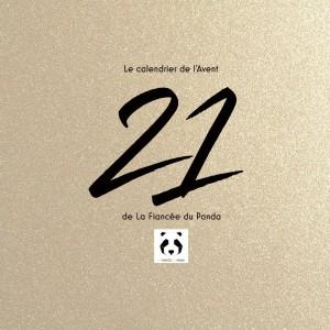 Calendrier de l'Avent instagram blog La Fiancee du Panda 21