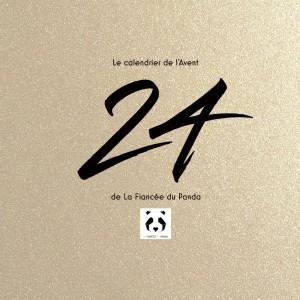Calendrier de l'Avent instagram blog La Fiancee du Panda 24
