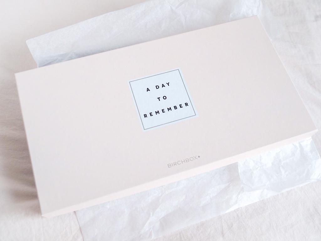Birchbox box mariage 2016 La Fiancee du Panda blog mariage