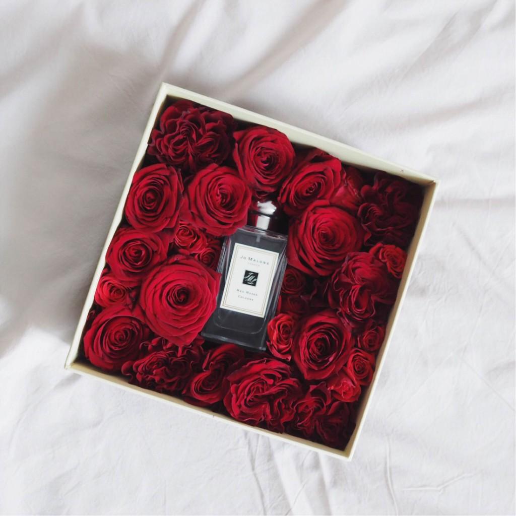 Idee cadeaux de St Valentin parfum Jo Malone l La Fiancee du Panda blog mariage