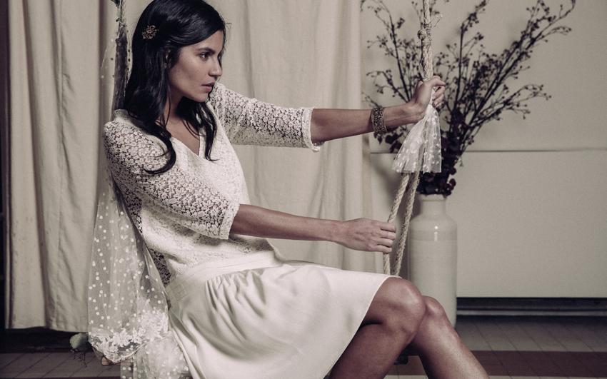 Robe de mariee Laure de Sagazan mariage civil 2016 Nerval l La Fiancee du Panda blog mariage