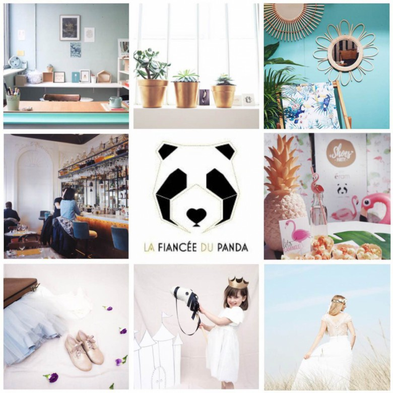 la fianc e du panda i blog mariage blog inspirations mariage lifestyle. Black Bedroom Furniture Sets. Home Design Ideas