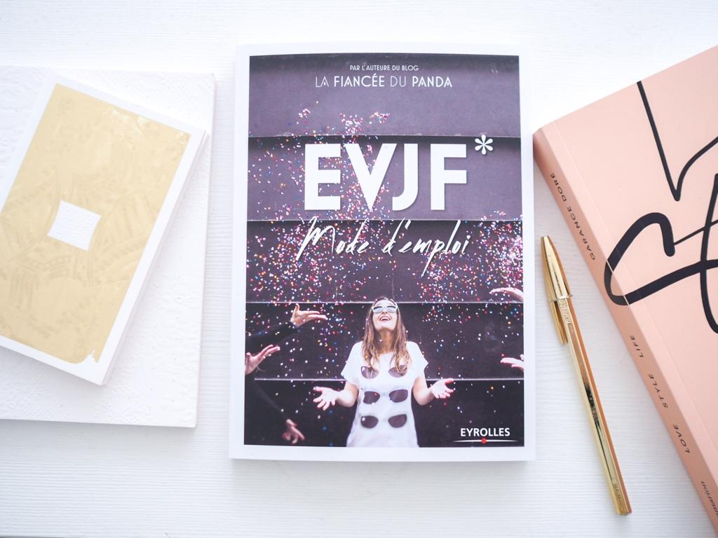 EVJF Mode d'emploi guide organisation enterrement de vie de jeune fille l La Fiancee du Panda blog mariage-