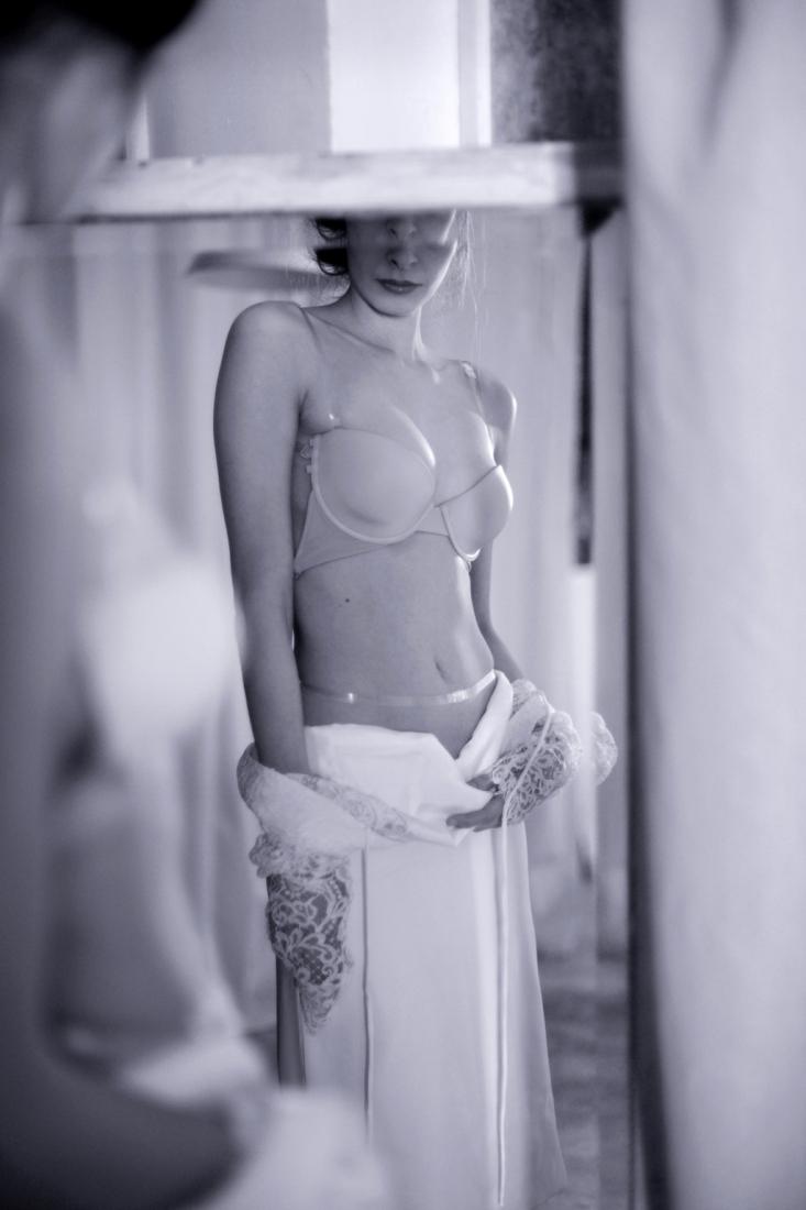 Soutien-gorge sans dos robe de mariee dos nu invisible et confortable Back to Glam l La Fiancee du Panda blog mariage