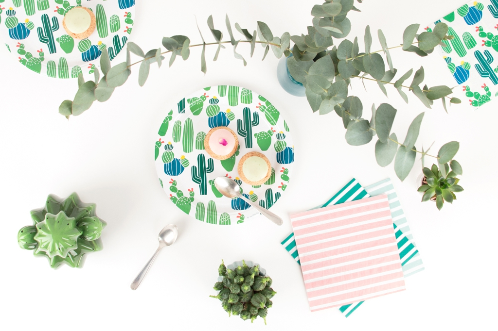 Inspiration deco pour un EVJF cactus My Little Day l La Fiancee du Panda blog mariage
