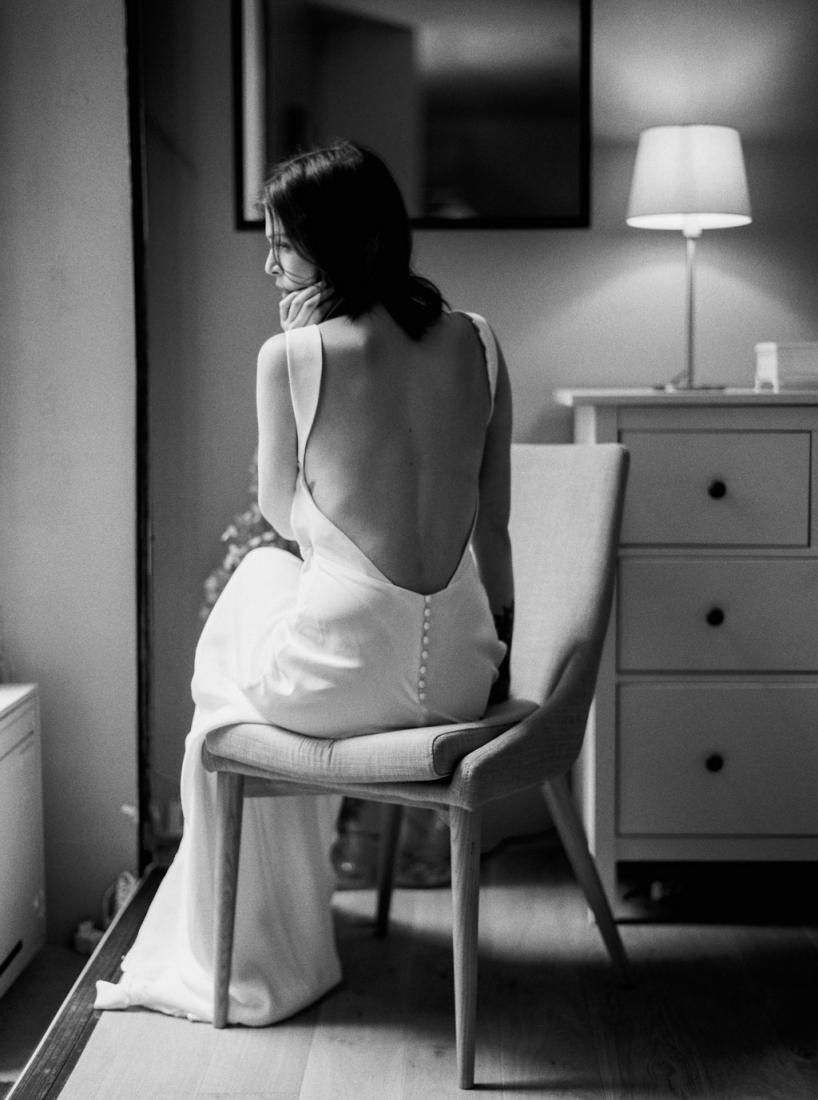 Robe de mariee sur mesure Paris Stephanie Wolff creatrice collection 2017 l Credit photo l'Artisan Photographe l La Fiancee du Panda blog mariage--85
