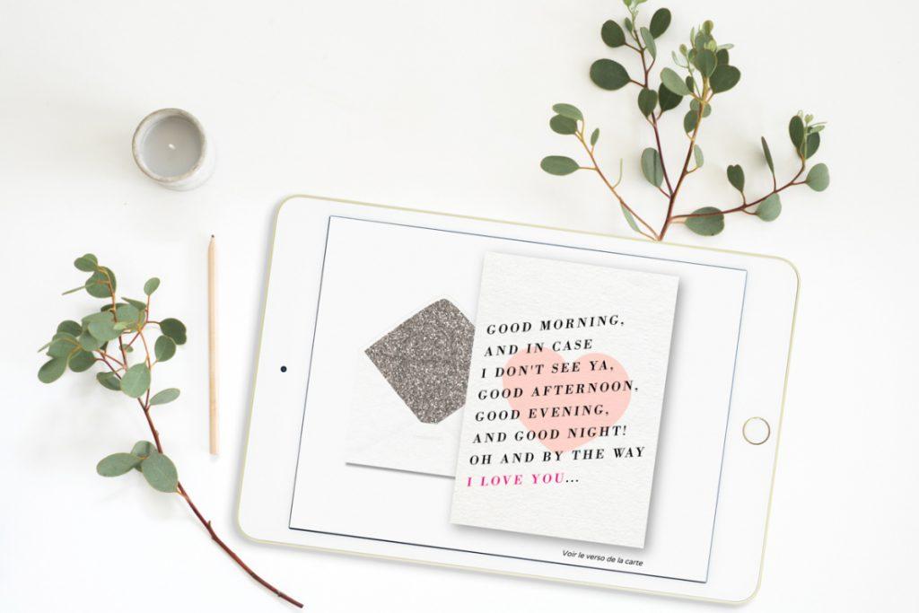 Invitations cartes en ligne timberpost paperless post francais l La Fiancee du Panda blog mariage et lifestyle-