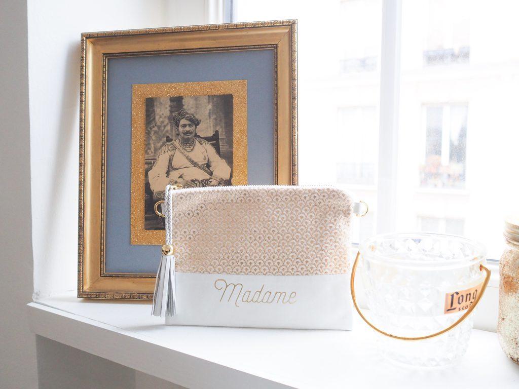 Pochette sac mariage temoin et invitee l Maradji x La Fiancee du Panda blog mariage et lifestyle-2238227