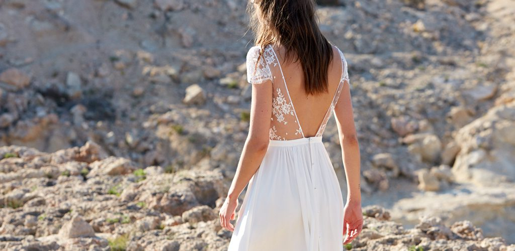 Laure de Sagazan x Sezane robe de mariee dos nu collection mariage 2017 l La Fiancee du Panda blog mariage